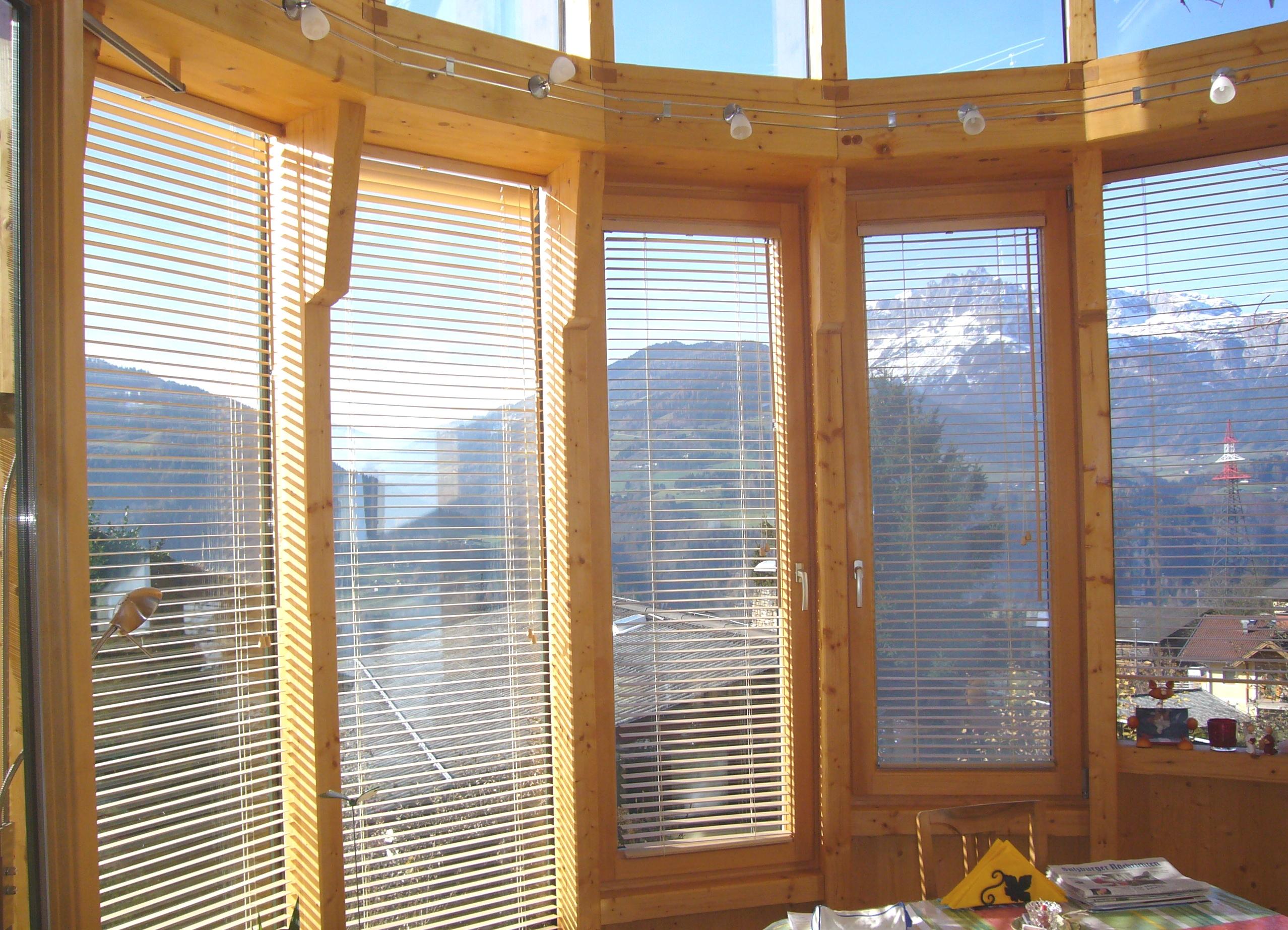 Favorit Wintergärten aus Holz-Alu - Holzbaumeisters´s Blog FE27